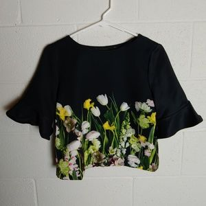 Victoria Beckham for Target cropped top